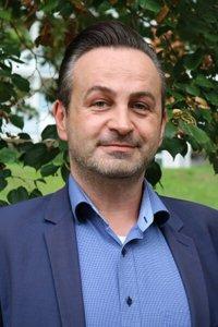 Geschäftsführer Daniel Schippan